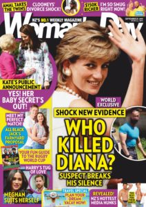 Woman's Day New Zealand – September 23, 2019