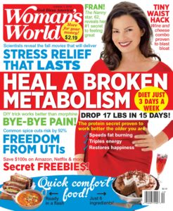 Woman's World USA – October 07, 2019