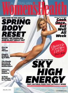Womens Health Australia – October 2019
