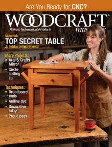 Woodcraft Magazine – October-November 2019