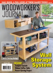 Woodworkers Journal – October 2019