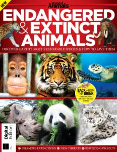 World Of Animals Endangered & Extinct Animals – First Edition 2019