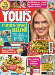 Yours UK – 15 September 2019