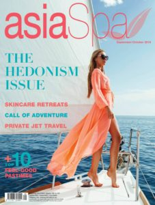 asiaSpa India – September-October 2019