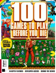 100 Games to Play Before You Die – 2nd Edition 2019