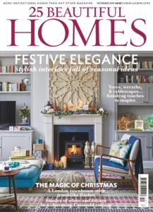 25 Beautiful Homes – December 2019