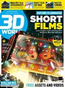3D World UK – December 2019