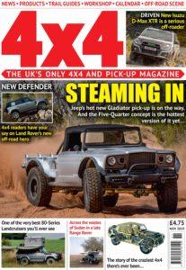 4×4 Magazine UK – November 2019