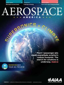 Aerospace America October 2019