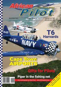 African Pilot – November 2019