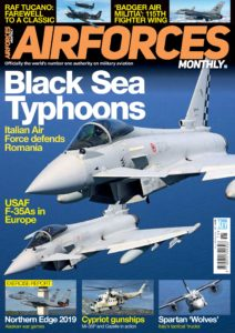 AirForces Monthly – November 2019