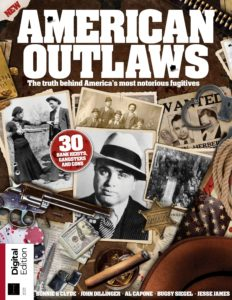 All About History Book of American Outlaws – 2nd Edition 2019