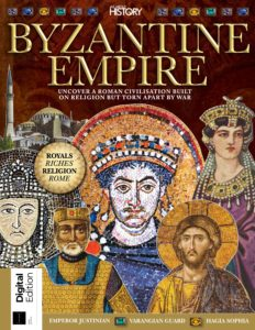 All About History Book of the Byzantine Empire – First Edition 2019