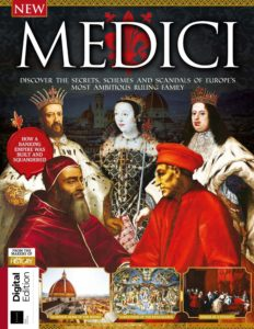 All About History Book of the Medici – First Edition 2019