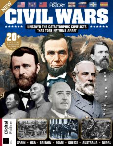 All About History Civil Wars – First Edition 2019