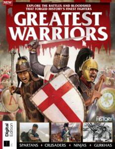 All About History History's Greatest Warriors – First Edition 2019