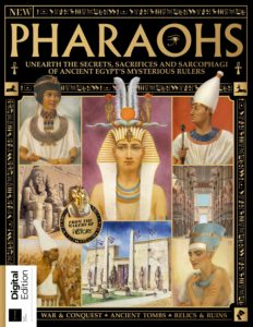 All About History Pharaohs – First Edition 2019