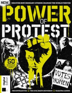 All About History Power of Protest – First Edition 2019