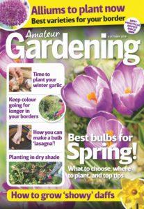 Amateur Gardening – 05 October 2019