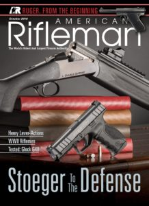 American Rifleman – October 2019