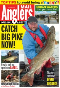 Angler's Mail – 08 October 2019