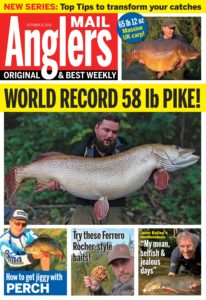 Angler's Mail – 15 October 2019