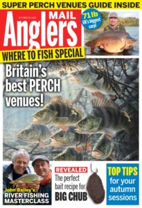 Anglers Mail – 29 October 2019