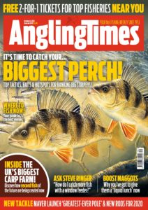 Angling Times – 08 October 2019