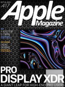 AppleMagazine – October 25, 2019