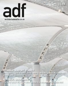 Architects Datafile (ADF) – October 2019