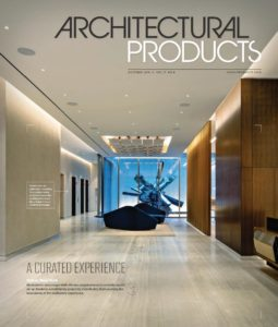 Architectural Products – October 2019