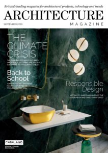 Architecture Magazine – September 2019