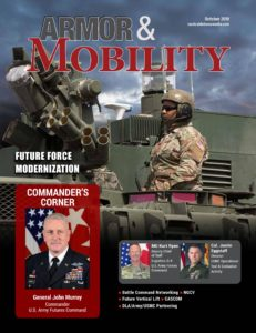 Armor & Mobility – October 2019