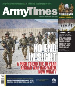 Army Times – October 2019
