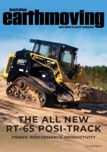 Australian Earthmoving – September-October 2019