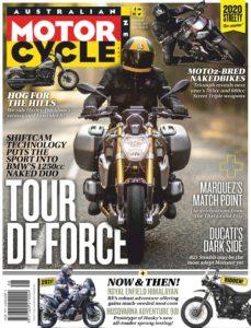 Australian Motorcycle News – October 10, 2019