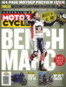 Australian Motorcycle News – October 24, 2019