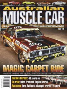 Australian Muscle Car – October 2019