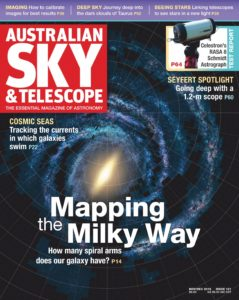 Australian Sky & Telescope – November-December 2019
