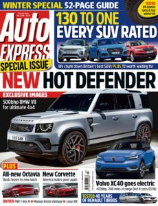 Auto Express – October 23, 2019