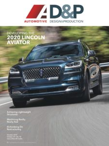 Automotive Design and Production – October 2019