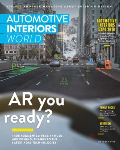 Automotive Interiors World – October 2019