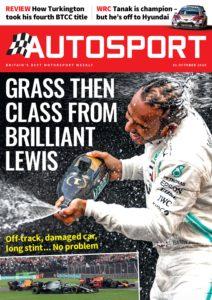 Autosport – 31 October 2019