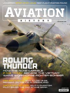 Aviation History – January 2020