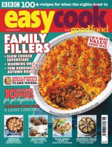 BBC Easy Cook UK – October 2019