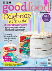 BBC Good Food Middle East – October 2019