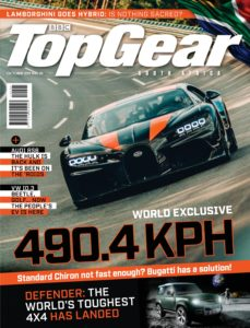 BBC Top Gear South Africa – October 2019
