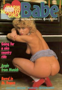 Babe – Volume 1 Number 4, 1984