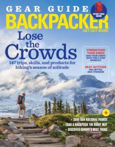 Backpacker – November 2019