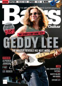 Bass Guitar – November 2019